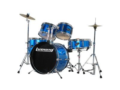 Ludwig Jr Acoustic Drumset 1
