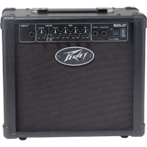 peavey solo electric guitar amp