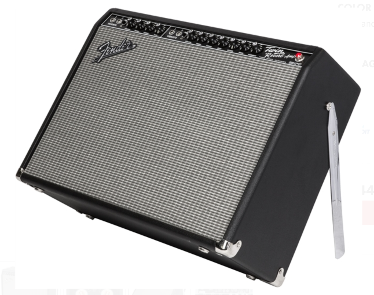 Fender '65 Twin Reverb Guitar Combo Amp Review