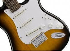 Squier by Fender Bullet Stratocaster Electric Guitar Review