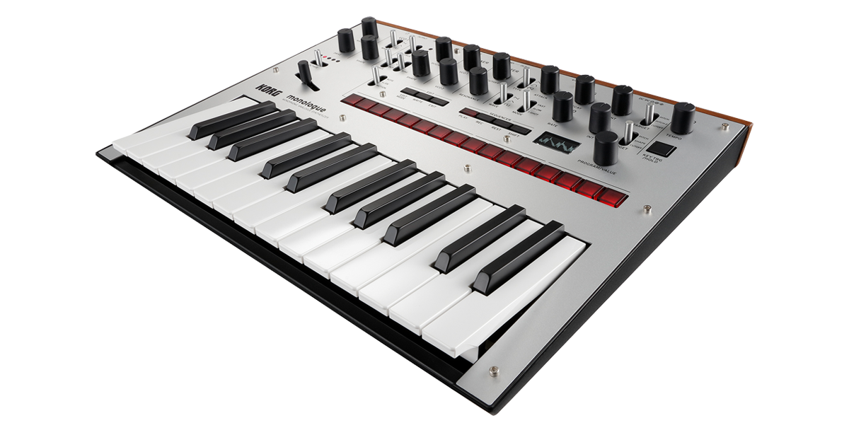 Korg Monologue Monophonic Analog Synthesizer Review