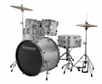 Ludwig Accent 5 Piece Drumset Bundle Review